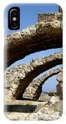 Lost City Of Salamis Cyprus  IPhone Case