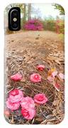 Lost Flowers IPhone Case