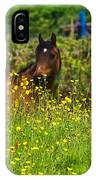 Lost In Buttercups IPhone Case