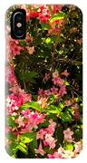 Lost In Pink IPhone Case
