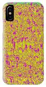 Lost In The Crowd IPhone Case