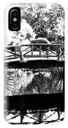 Lost Lagoon Bridge  IPhone Case