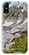 Lost Lake Trail IPhone Case