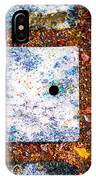Lot Number 6 Of The Universe IPhone Case