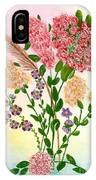 Lots Of Flowers IPhone Case