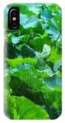 Lotus Bloom  IPhone X Case