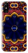 Lotus Bloom IPhone Case