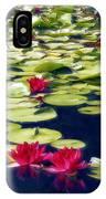 Lotus Dream IPhone Case