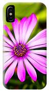 Lotus Flower Color Picture IPhone Case