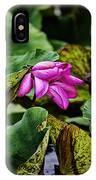 Lotus Flower- Gungarre Billabong IPhone Case