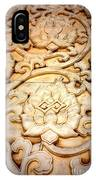 Lotus Legend IPhone Case