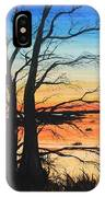 Louisiana Lacassine Nwr Treescape IPhone Case