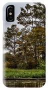 Louisiana Landscape IPhone Case