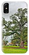Louisiana Winter 2 IPhone Case