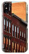 Louisville West Main Street IPhone Case