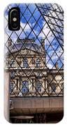 Louvre Museum Paris France IPhone Case