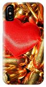 Love And Hate IPhone Case