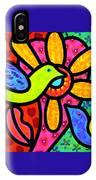 Love Birds IPhone Case by Steven Scott