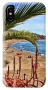 Love In Laguna Beach By Diana Sainz IPhone Case