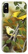 Love Nest IPhone Case