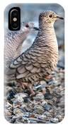 Love Peck IPhone Case