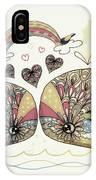 Love Sweet Love IPhone X Case