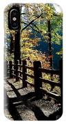 Lovely Day For Hike IPhone Case