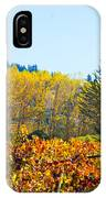 Lovely Fall Colors IPhone Case