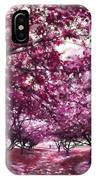 Lovely In Pink IPhone Case