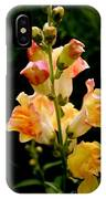 Lovely In Yellow IPhone Case