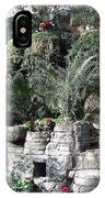 Lovely View Inside The Opryland Hotel In Nashville Tennessee 2009 IPhone Case