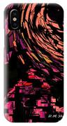 Lovers Swirling IPhone X Case