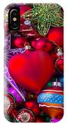 Loving Christmas IPhone Case