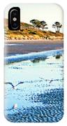 Low Tide At Jekyll Island IPhone Case