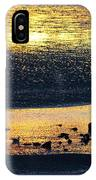 Low Tide Gold IPhone Case
