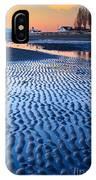 Low Tide In Seattle IPhone Case