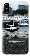 Low Tide Whitby IPhone Case