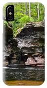 Lower Adams Falls IPhone Case