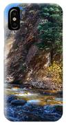 Lower Cottonwood 2014 II IPhone Case