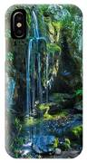 Lower Doyle River Falls IPhone Case