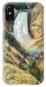 Lower Falls IPhone Case