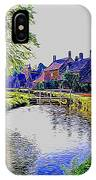 Lower Slaughter 1 IPhone Case