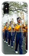 Lsu Marching Band 3 IPhone Case