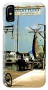 Lucky Fleet Key West  IPhone Case