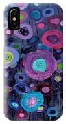 Lucy's Garden IPhone Case