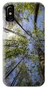 Lumberjack Heaven IPhone Case