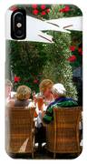 Lunch Time IPhone Case