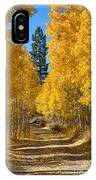 Lundy Canyon IPhone Case