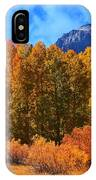Lundy's Fall Show IPhone Case