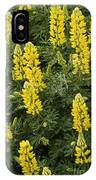 Lupin Blooms IPhone Case
